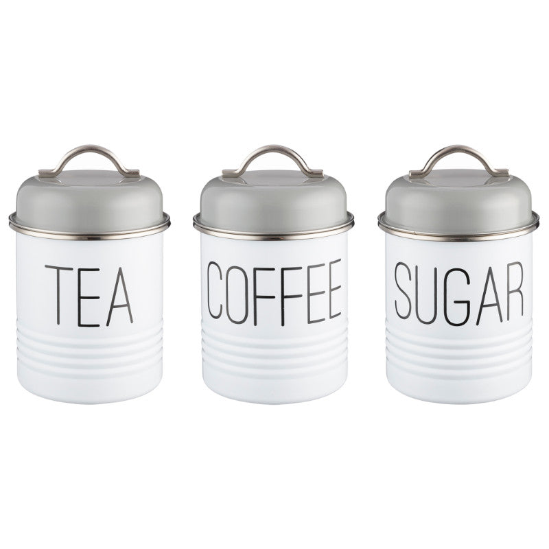 Typhoon Vintage Mayfair Canisters - Set of 3