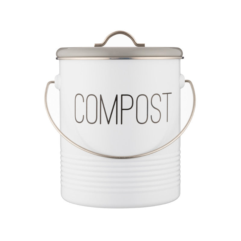 Typhoon Vintage Mayfair 3 Litre Compost Caddy