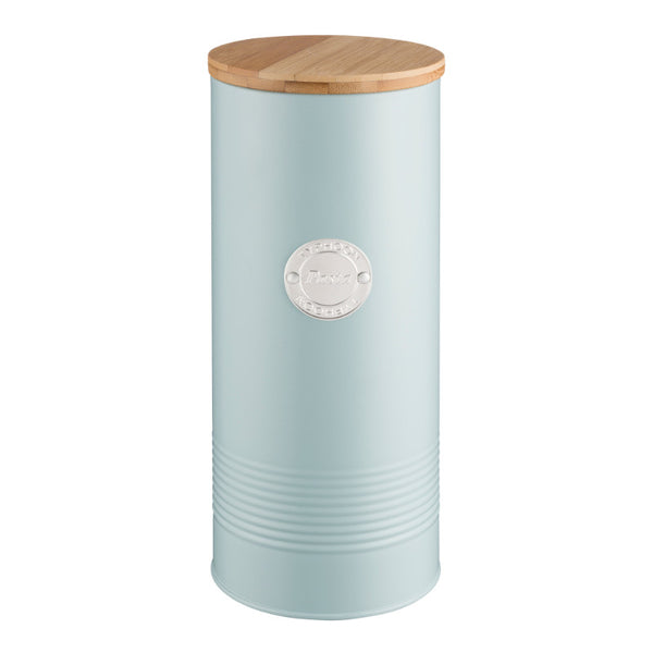Typhoon Living Pasta Storage Tin - Blue