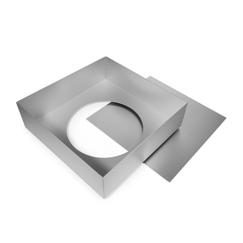 Inch Square Easy Release Cake Tin