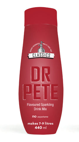 Sodastream 440ml Classic Dr Pete Syrup