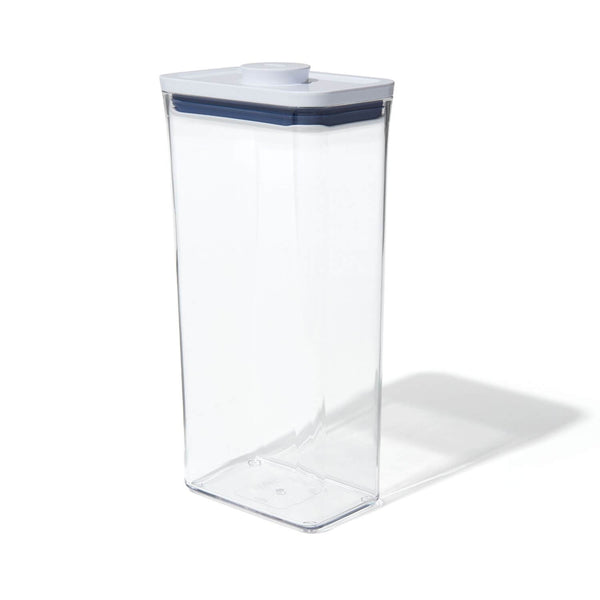 OXO Good Grips POP 2.0 Rectangle Tall Storage Container - 3.5 Litre