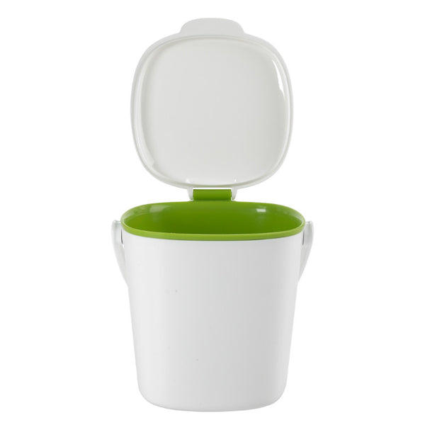 OXO Good Grips 2.8 Litre Compost Bin - White