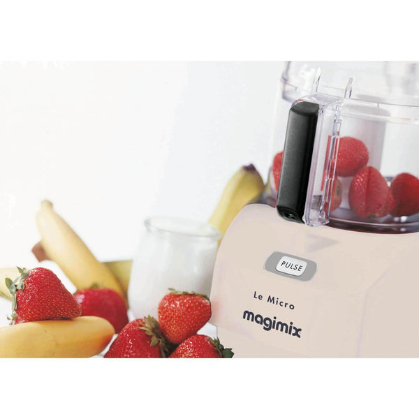 Magimix 18112 Le Micro Mini Chopper - Cream