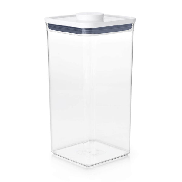 OXO Good Grips POP 2.0 Square Tall Storage Container - 5.7 Litre