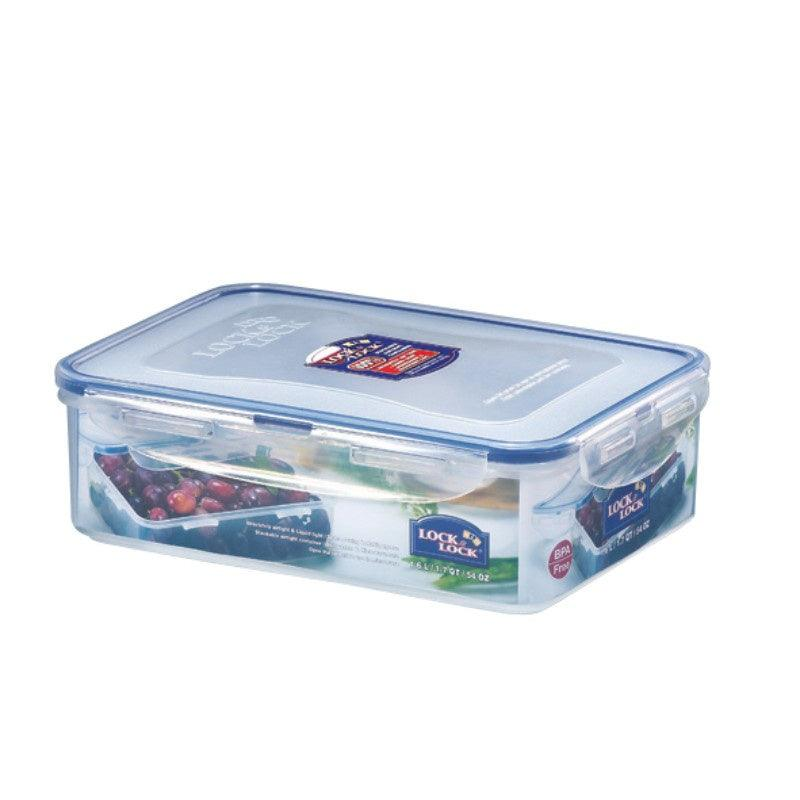 HPL824 Lock & Lock Rectangular Food Container - 1.6 Litre