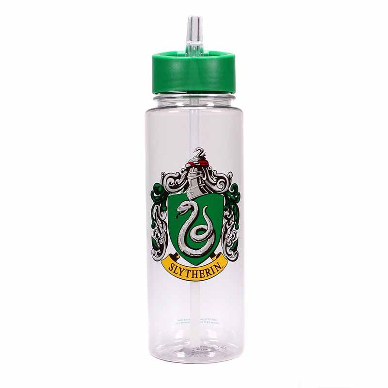 Harry Potter Slytherin Water Bottle - Front