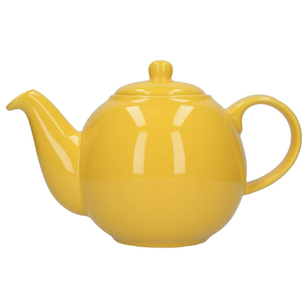 London Pottery Globe 6 Cup Teapot - New Yellow