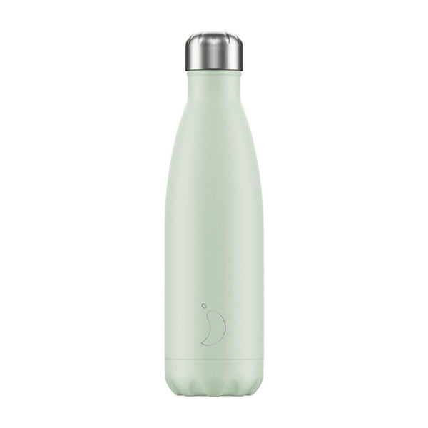 Chilly's 500ml Blush Drinks Bottle - Mint Green