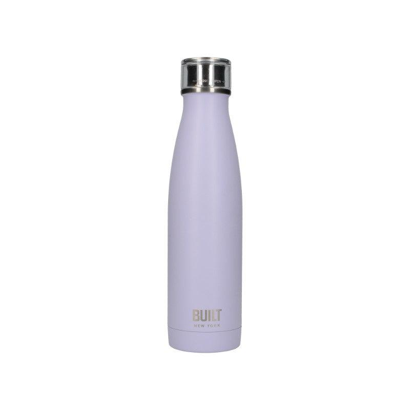 5234713 Built 17oz Double Walled Lavender Drinks Bottle