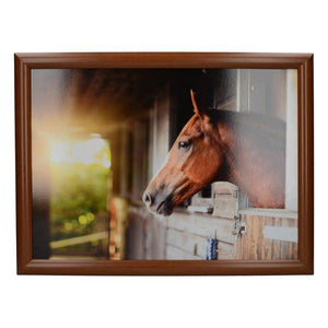 5233656 Creative Tops Stable Horse Laptray - Front
