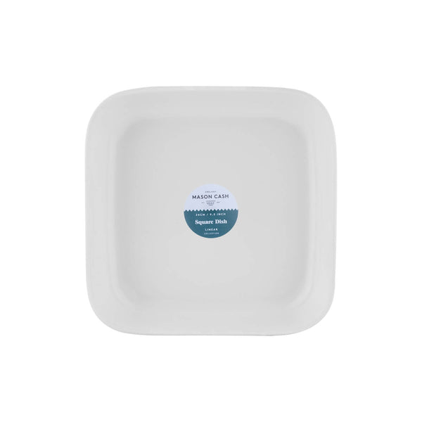 Mason Cash Linear Square Dish - 24cm