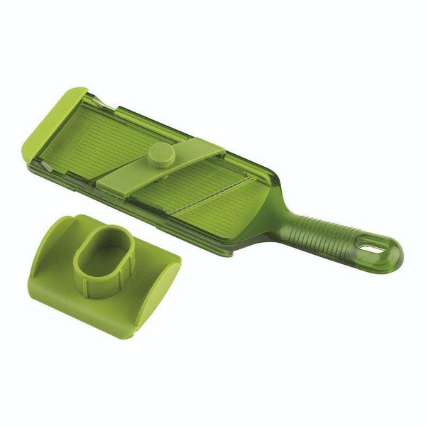 Kuhn Rikon Adjustable Mandoline - Green