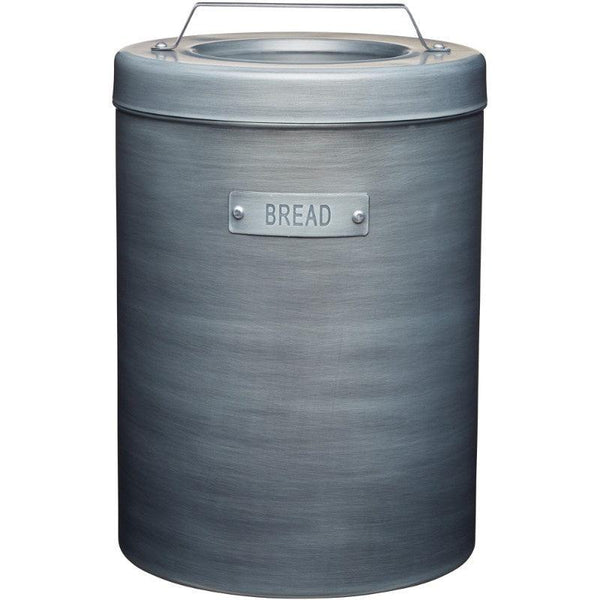Industrial Kitchen Bread Bin - Metal