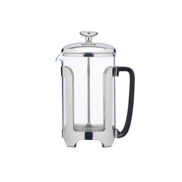 Le'Xpress Stainless Steel Cafetiere - 6 Cup