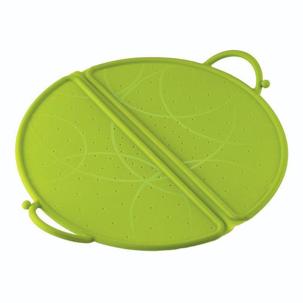Kuhn Rikon Foldable Large Splatter Guard - Green
