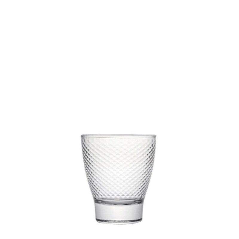 Luxe Karo Tumbler Glass - 290ml