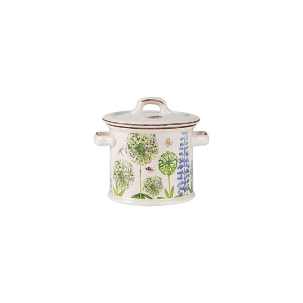 Cottage Garden Bee Small Storage Jar