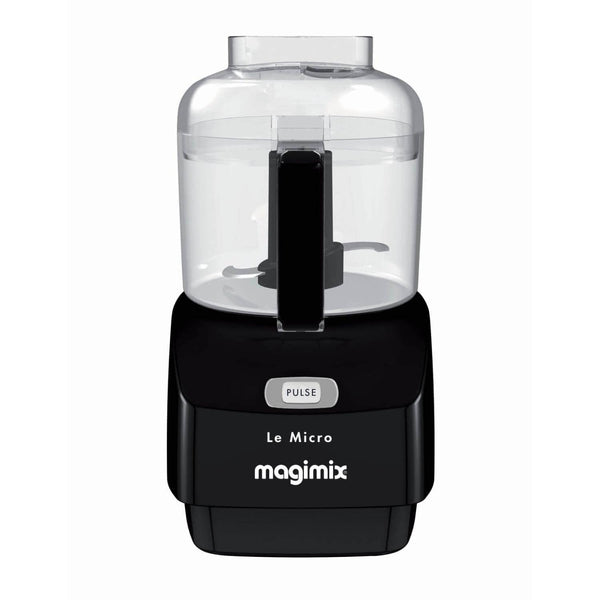 Magimix 18113 Le Micro Mini Chopper - Black