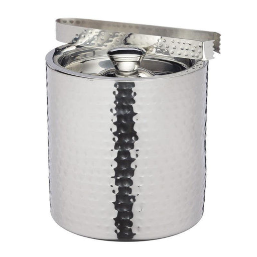 BCICEBUCHAM Barcraft Ice Hammered Steel Bucket