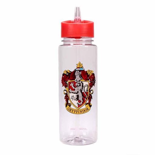 Harry Potter Gryffindor Water Bottle - Front