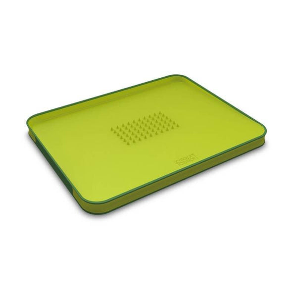Joseph Joseph Cut&Carve Plus Chopping Board Large - Green