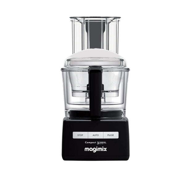 Magimix Cuisine Systeme 3200XL Food Processor - Black