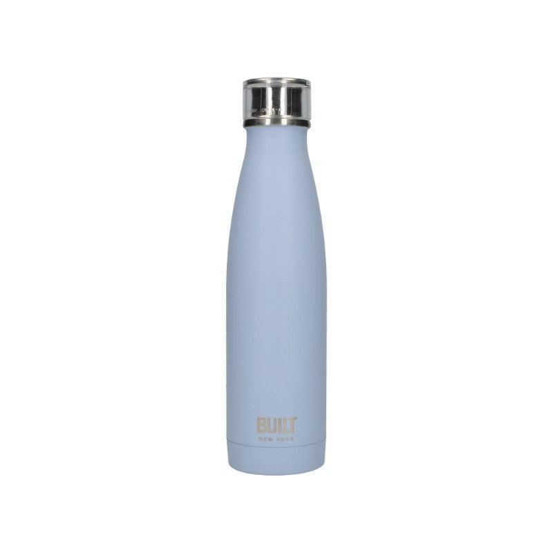 5226843 Built 17oz Double Walled Arctic Blue Drinks Bottle