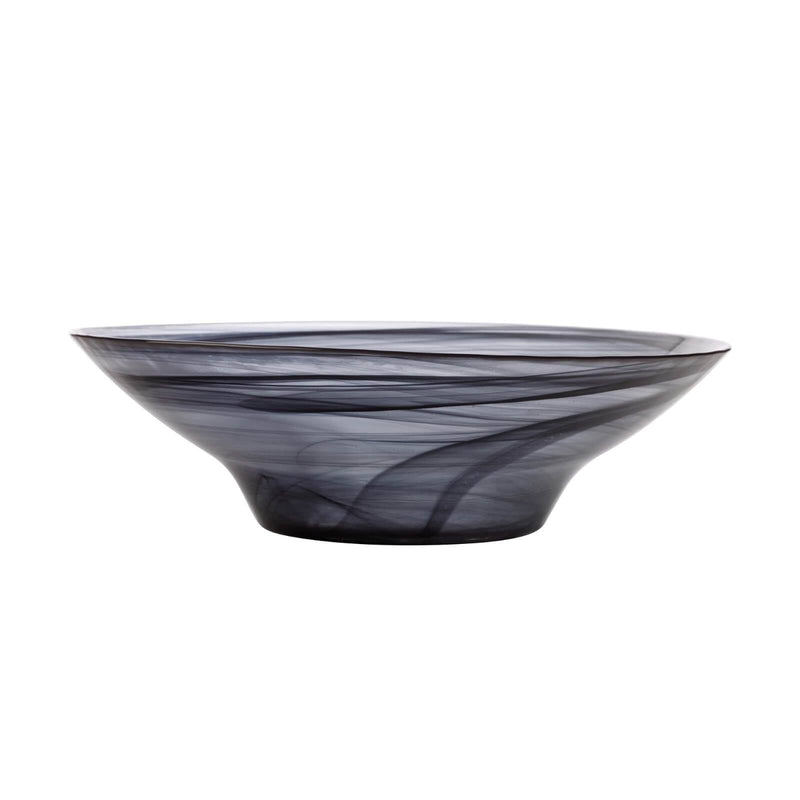 Maxwell & Williams Marblesque Black Bowl - 37cm