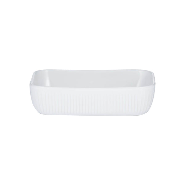 Mason Cash Linear Rectangular Dish - 24cm