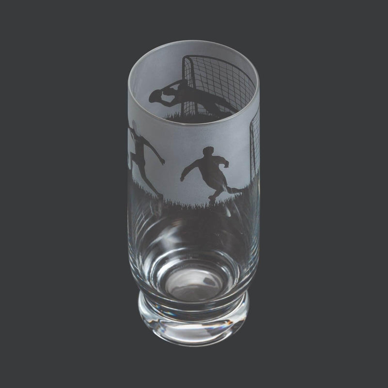 Dartington Aspect Highball Glass - Football