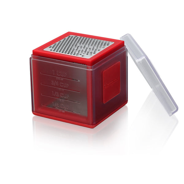 Microplane Cube Grater - Red