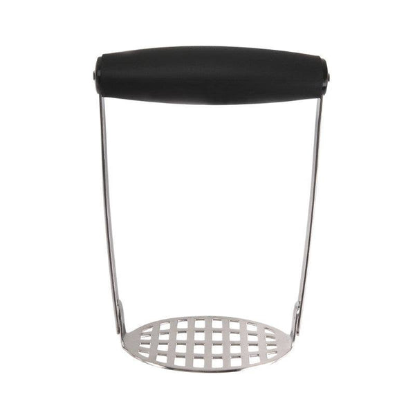 OXO Good Grips Stainless Steel Potato Masher - Black
