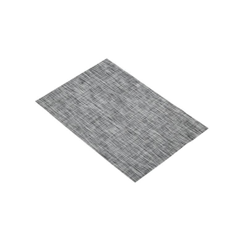 KitchenCraft Woven Placemat - Grey Mix