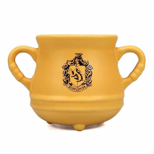 Harry Potter Hufflepuff Cauldron Mug