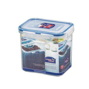 HPL808 Lock & Lock Rectangular Food Container - 850ml