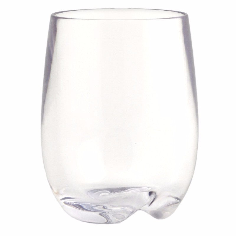 Strahl 4 Piece Stemless Osteria Wine Glass Gift Set