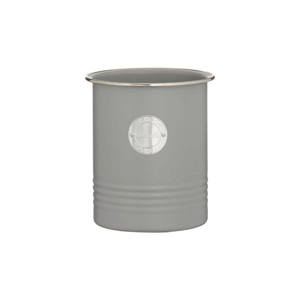 Typhoon Living Utensil Pot - Grey