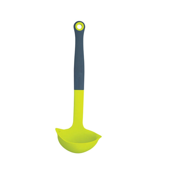 Colourworks Brights Silicone Ladle - Green