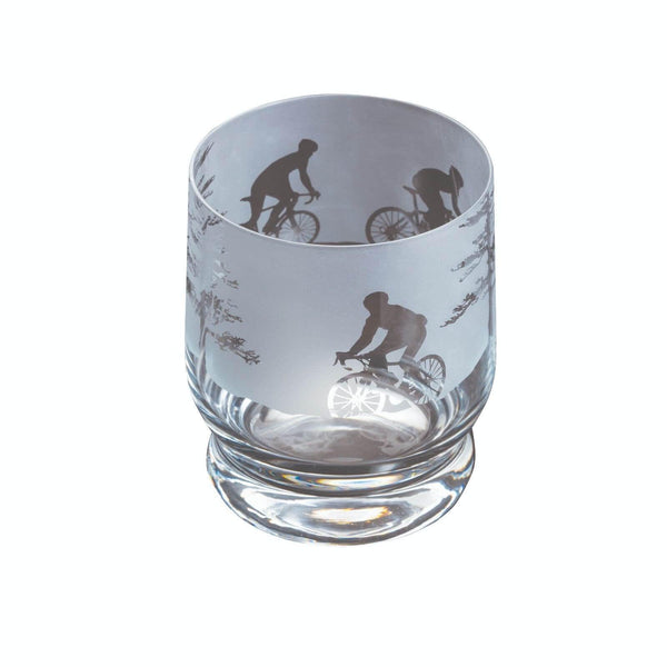 Dartington Aspect Tumbler - Cycling