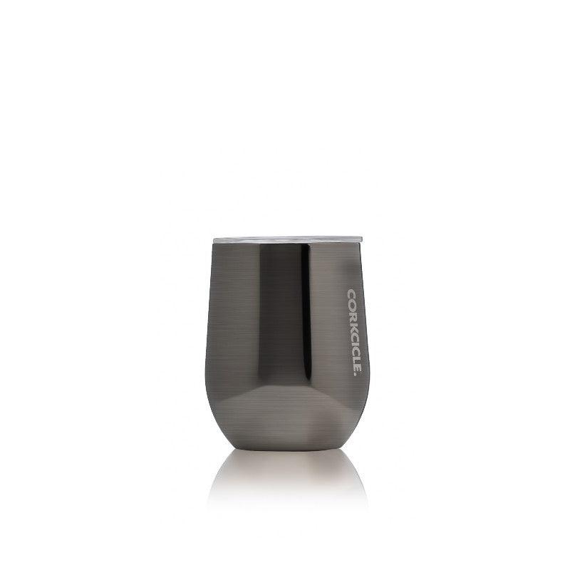 Corkcicle Stemless 12oz - Gunmetal