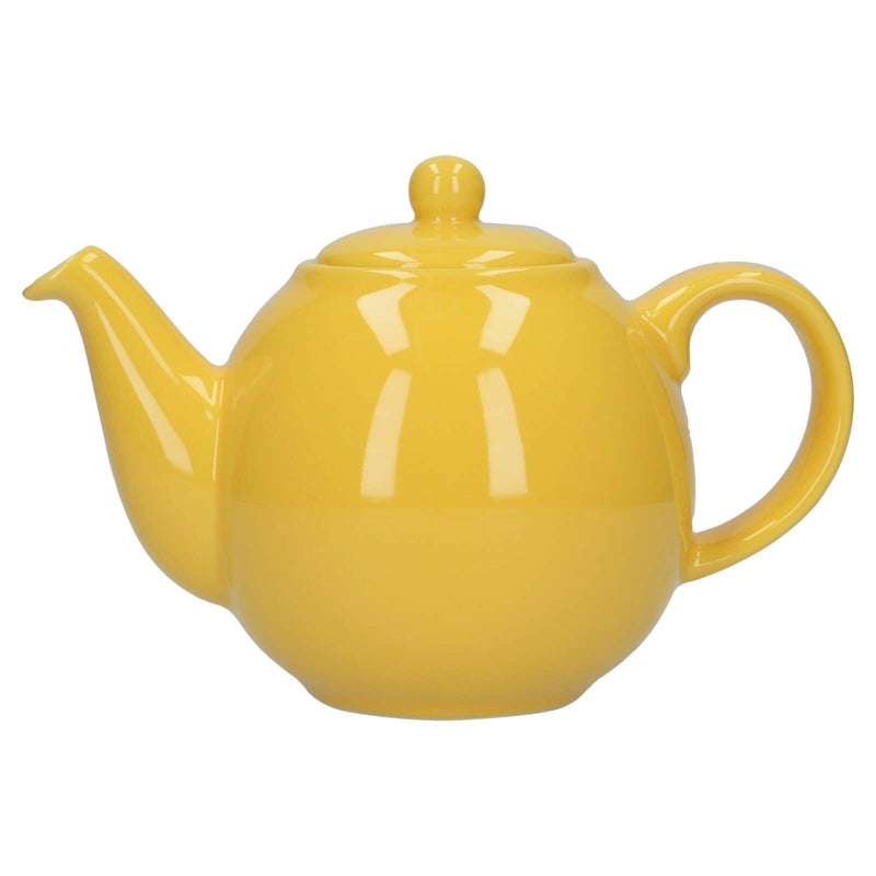 London Pottery Globe 2 Cup Teapot - New Yellow