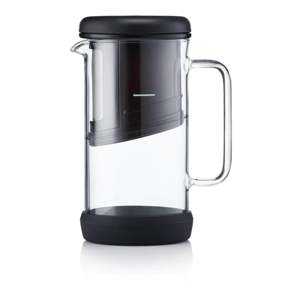 Barista & Co One Brew 3-in-1 Coffee & Tea Infuser - Black