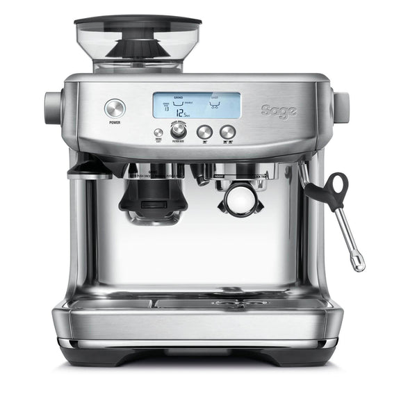 Sage Barista Pro SES878BSS Coffee Machine - Silver