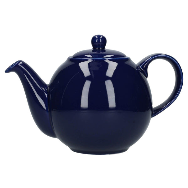 London Pottery Globe 4 Cup Teapot - Cobalt Blue