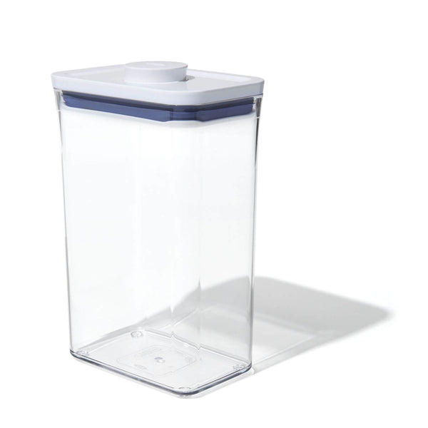 OXO Good Grips POP 2.0 Rectangle Storage Container - 2.6 Litre