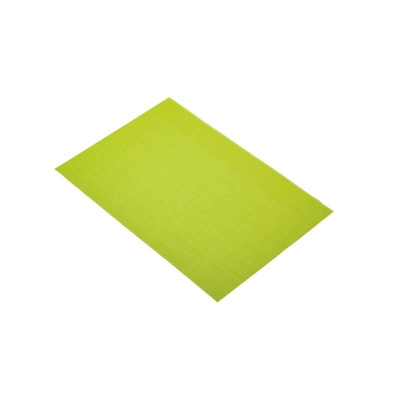KitchenCraft Woven Placemat - Brights Green