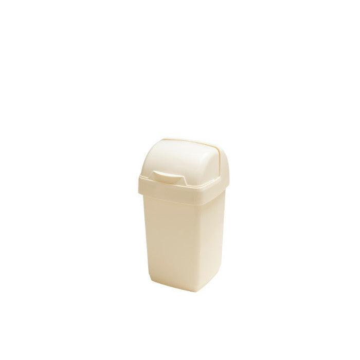 Addis 10 Litre Roll Top Bin - Linen