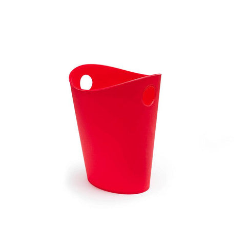 Addis Flexi 9 Litre Bin Red