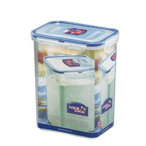 HPL813 Lock & Lock Rectangular Food Container - 1.8 Litre